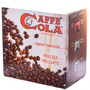 Caffè in cialde qualità...
