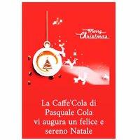 Auguri di buone feste #colacaffe #pasqualecola #ognorticonsola #merrychristmas #passion #love #unatazzadibuongusto#instagram #happyholidays