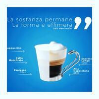"""""""La sostanza permane  La forma è effimera"""". #colacaffepasqualecola #thereal#ognorticonsola#coffeetime #coffelove #instalike #instamoment #pasqualecola #unatazzadibuongusto"""